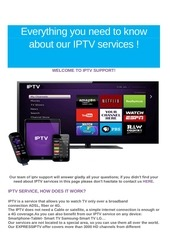 everything you need to know about our iptv services