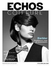 echos coiffure magazine avril mai 2020