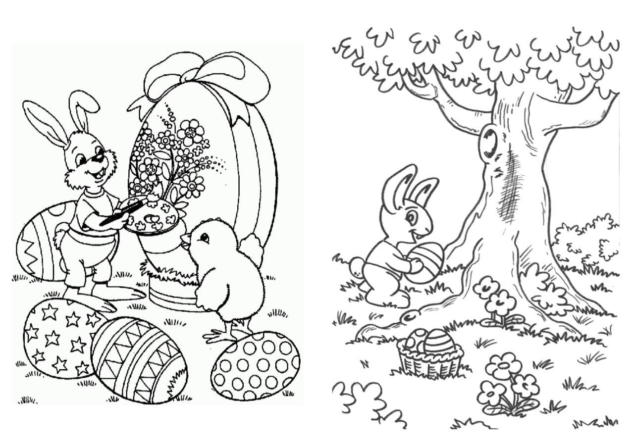 32 coloriages paques par Pascal Oudot   Fichier PDF