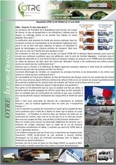 news otre idf 17 avril 2020