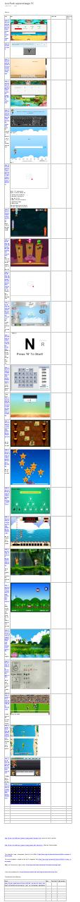 Aperçu du document Jeux flash apprentissage PC.pdf - page 1/1