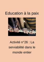 activite n26  la serviabilite dans le monde entier