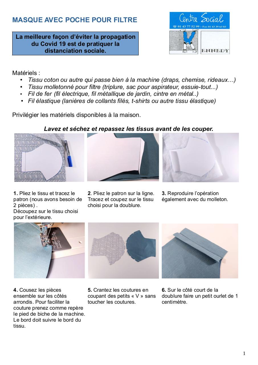 Aperçu du document Tuto masque.pdf - page 1/3
