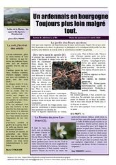 un ardennais en bourgogne journal mensuel avril 2020
