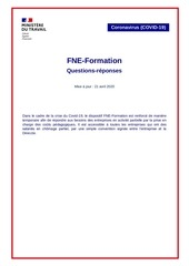 faq fne formation 21avril 1