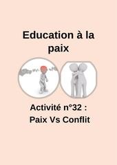 activite n32 paix vs conflit
