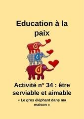 activite n34 etre serviable et aimable