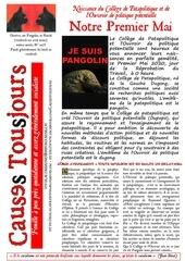 newsletter 2279