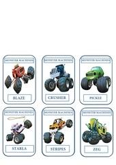 plaquette monster machines