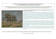 presentation pommiers en fleurs en normandie