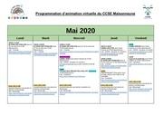 programmation virtuelle mai 2020 corrige 2