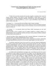 lindice de la 3eme personne des verbes kabyles