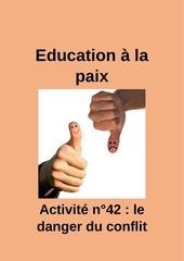 activite n43 le danger des conflits