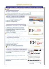 annexe 10   procedure de connection au portail h