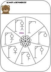 jeu du pendu