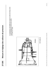 7223 mesure et reglage des valeurs de pression modulatrice