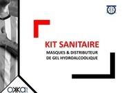 kit sanitaire