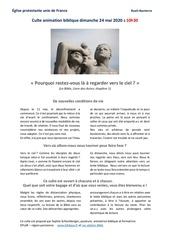 culte rueil nanterre 20200524 invitation paroisse