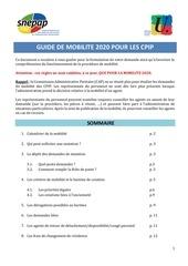 guide la mobilite cpip 2020