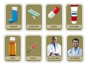 cartes cluedo medical