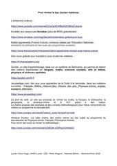 ressources continuite pedagogique 2