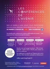 conferences de lavenir flyer
