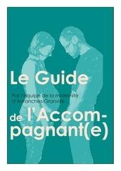 guide de laccompagnant