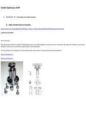 outils speciaux 5hp