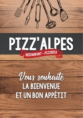 menu pizzalpes