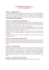 reglement fbfdm2020