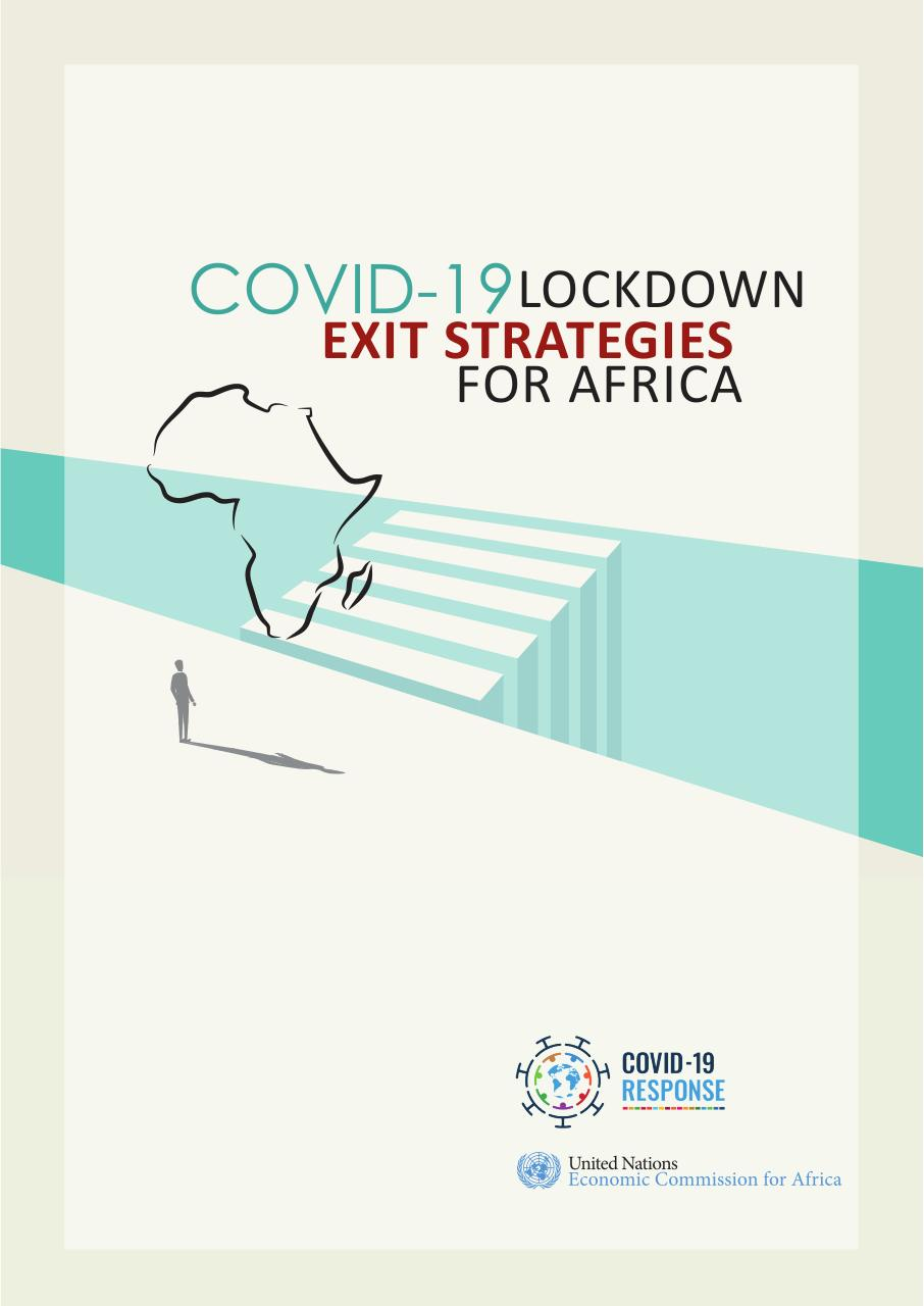 Covid 19 lockdown exit strategies for Africa.pdf - page 1/38