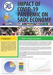 impact of covid 19 pandemic on sadc economy