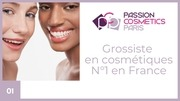 presentation   passion cosmetics paris