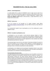 reglement jeu concours jacadi fdm 2020