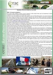 news otre idf 5 juin 2020