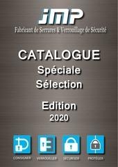 catalogue speciale selection jmp 2020