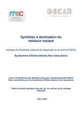 synthese medecin generaliste