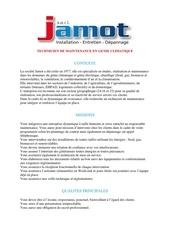 techniciend interventionsm 2020