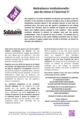 tract federal soutien rouvray