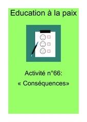 activite n66 les consequences