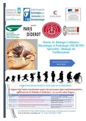 biologie integrative et physiopathologie du vieillissement