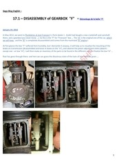 gegeblog171 disassemblyofgearboxf f