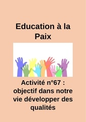 activite n67 developper des qualites