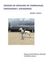 dossier sponsor abigail duchatelle zeller 210620