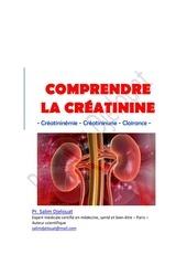 comprendre   la cratinine   pdf