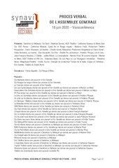 synavi occitanie   pv assemblee generale   18062020