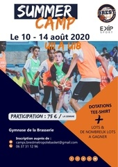 dossier inscription camp ete 2020