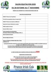 inscription equitalyon 2020