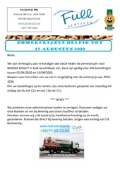 newsletter full services juillet 2020   distributeur badgerpelle 1