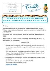 newsletter full services juillet 2020   distributeur badgerpelle